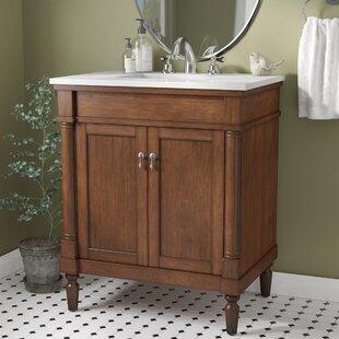 "Quickview. Breakwater Bay. Mcnulty 30"" Single Bathroom Vanity Set"