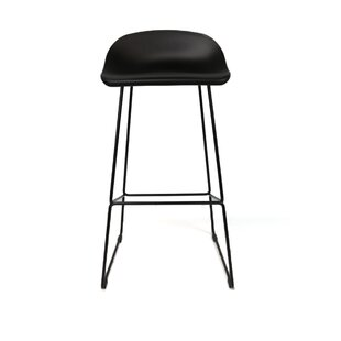 Gutzwiller 76cm Bar Stool (Set Of 2) By 17 Stories