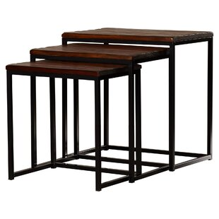 Pemberton 3 Piece Nesting Table