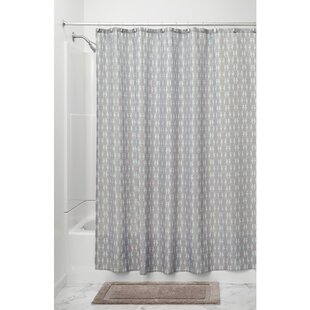 Sylvie Seahorse Single Shower Curtain