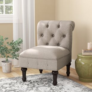 LaGuardia Slipper Chair by Ophelia & Co.