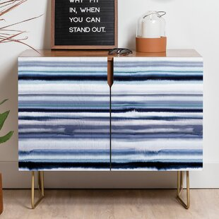 Ninola Sea Stripes Sideboard East Urban Home