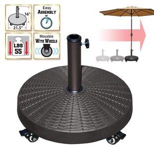 Umbrella Stand With Wheels Wayfair