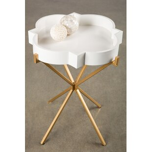 Statements by J Joslyn End Table
