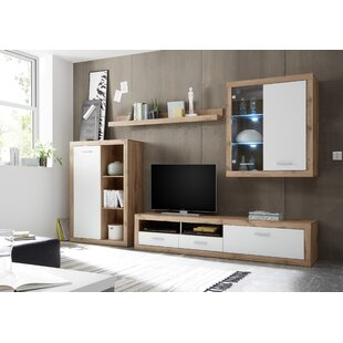 Perrotta Entertainment Unit For TVs Up To 65