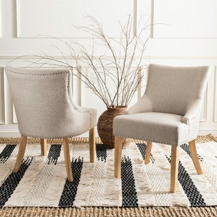 York Upholstered Dining Chair (Set of 2)