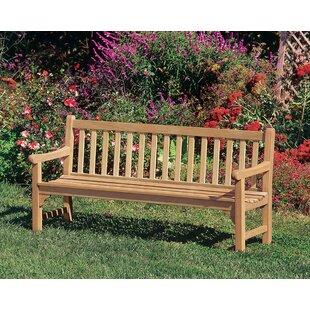 Dunloy Wood Garden Bench