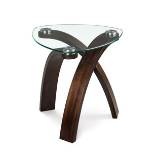 Fairborn End Table by Wade Logan