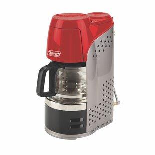 Coleman Ten Cup Propane Coffee Maker