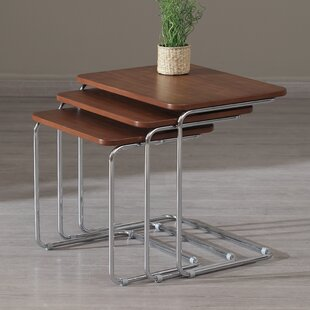 Leonhardt 3 Piece Nesting Tables