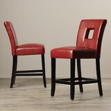 Atauro Island 24 Bar Stool (Set of 2) by Wade Logan®