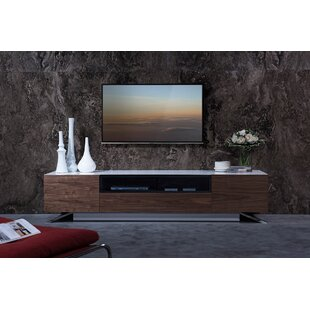 Great choice Clower TV Stand for TVs up to 78 by Orren Ellis Reviews (2019) & Buyer's Guide