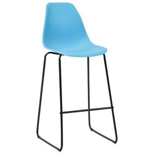 Alcantara 75cm Bar Stool (Set Of 4) By Brayden Studio
