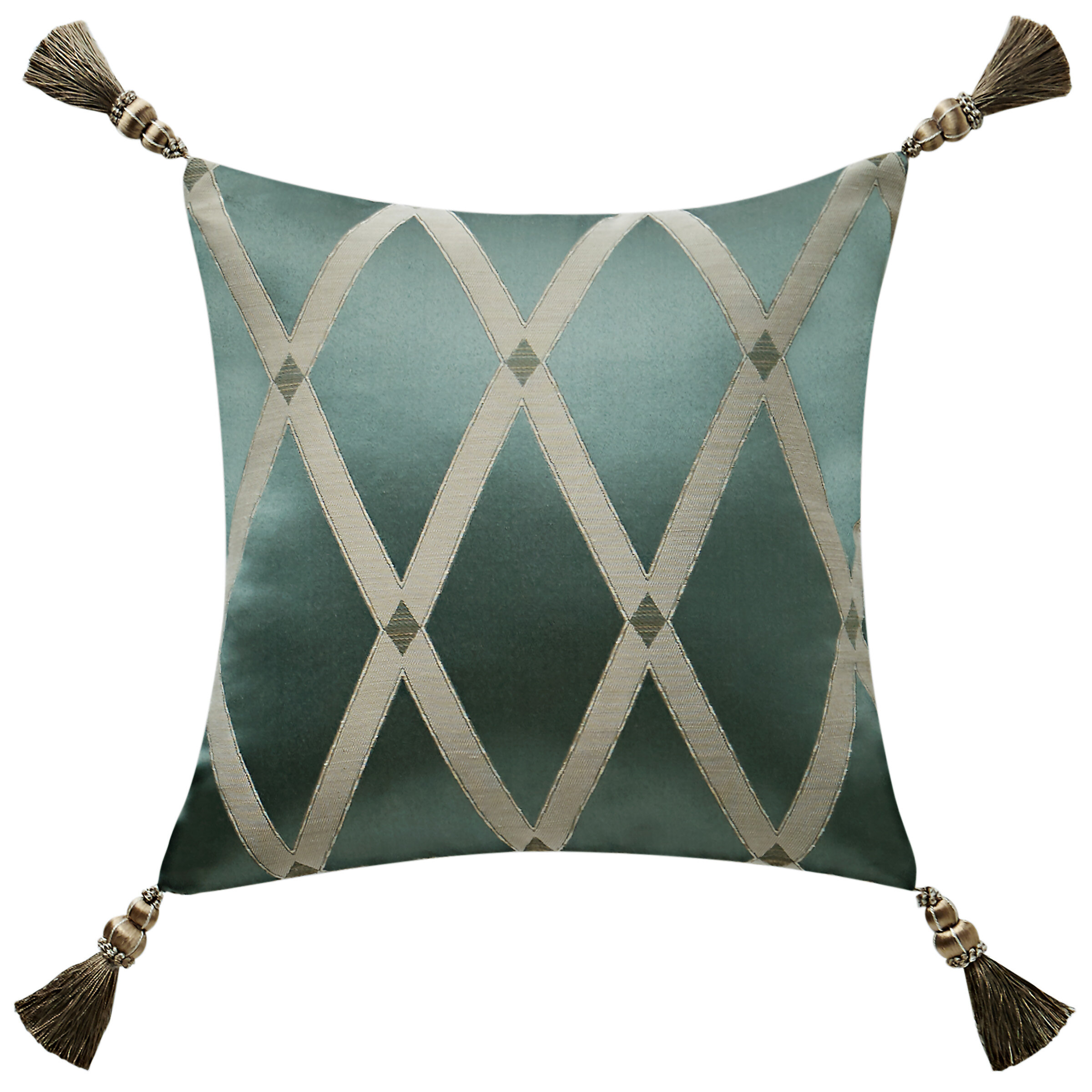16 Square Waterford Bedding Throw Pillows You Ll Love In 2021 Wayfair