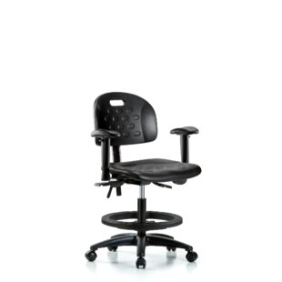 Symple Stuff Alessia Drafting Chair