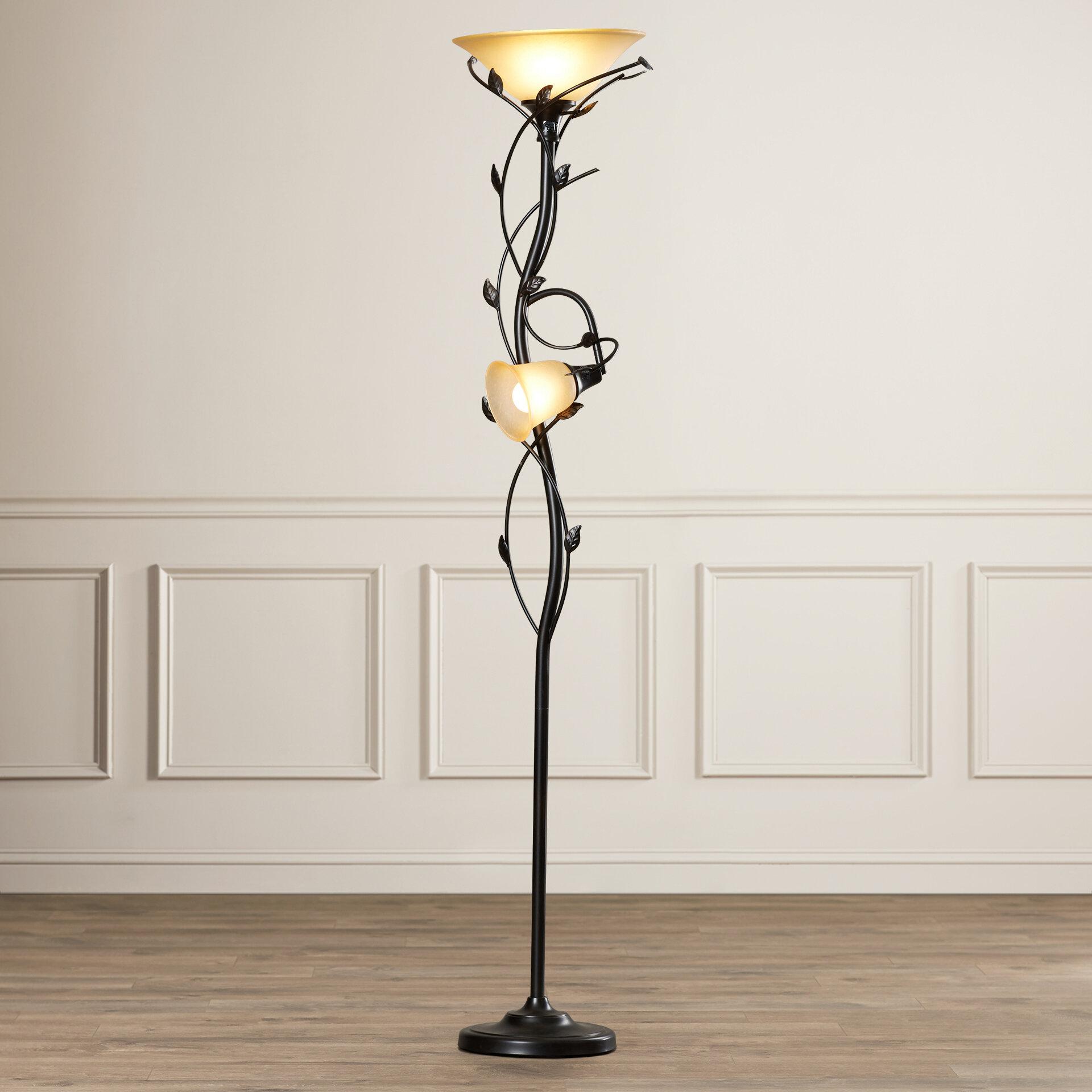 Ila 72 Torchiere Floor Lamp Reviews