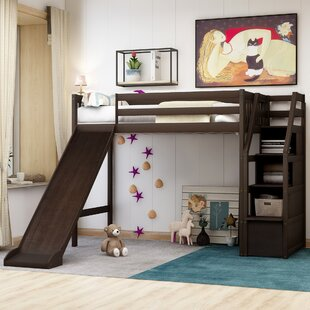 Dalston Twin Loft Bed
