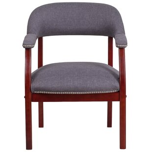 Cayuga Luxurious Guest Chair by Winston Porter