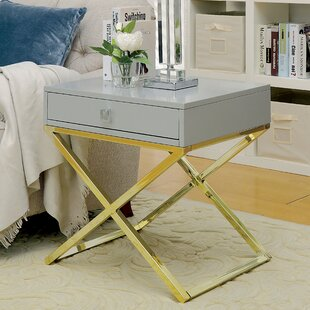 Aguila Contemporary End Table