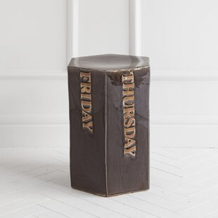 Starucca Decorative Accent Stool by Latitude Run