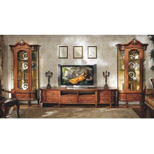 Astoria Grand Pruneda Low 6 Drawer Accent Cabinet
