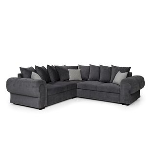 Alleyton Reversible Sleeper Corner Sofa Bed By Three Posts