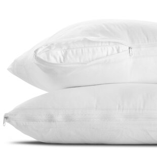 Zippered Pillow Protector (Set of 2)