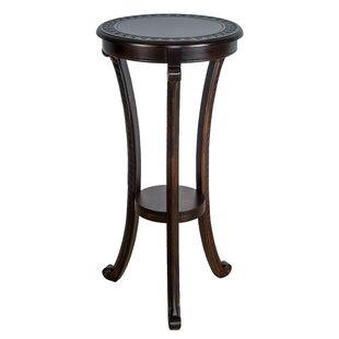 Needham Pedestal End Table