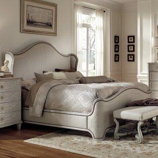 Astoria Grand Clevinger Upholstered Panel Bed