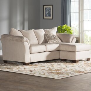 Torin Reversible Chaise by Andover Mills
