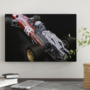 'Bandini' Graphic Art Print on Canvas ByEast Urban Home