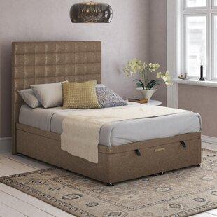 Free S&H Hart Bridgeholme Upholstered Ottoman Bed