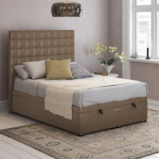 Hart Bridgeholme Upholstered Ottoman Bed By Canora Grey
