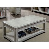 Swanscombe Coffee Table with Storage by World Menagerie