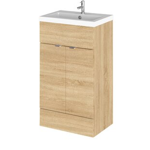 Maddalena 505mm Free-standing Vanity Unit By Hudson Reed