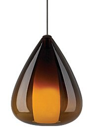 Soleil Monopoint 1-Light Teardrop Pendant by Tech Lighting