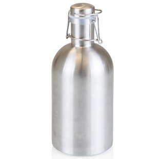 Hence Stainless Steel 64 oz. Growler