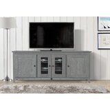 Reade Solid Wood TV Stand for TVs up to 78 by Gracie Oaks