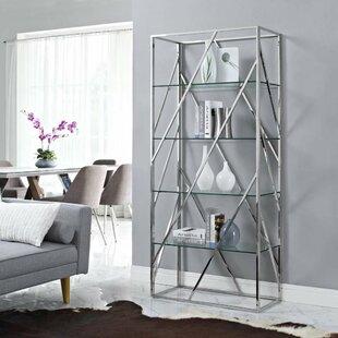 Janine Divider Etagere Bookcase