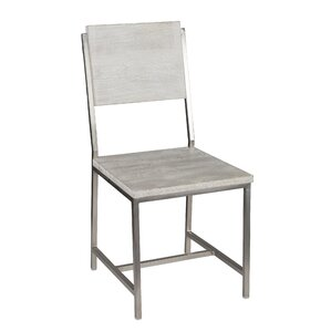 Limington Solid Wood Dining Chair (Set of 2) by Rosecliff Heights