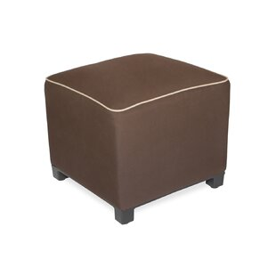 Upholstered Ottoman by Pea..
