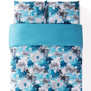 Latitude Run Nirpal Reversible Duvet Cover Set