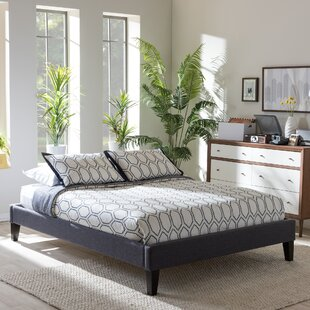 High-End Crosby Upholstered Platform Bed by Winston Porter Reviews (2019) & Buyer's Guide