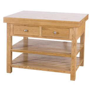 Aguilar Butcher Block By Union Rustic