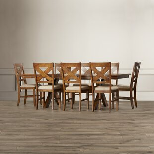 Warsaw 9 Piece Extendable Dining Set