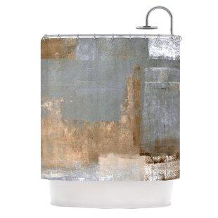Gifted II by CarolLynn Tice Single Shower Curtain