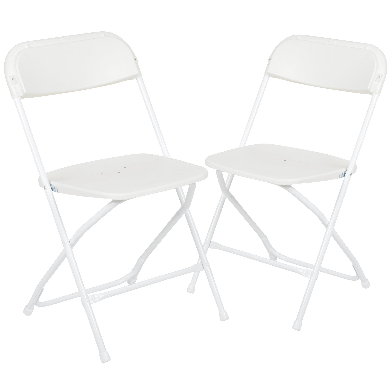 Inbox Zeropremium Plastic Folding Chair Reviews Wayfair