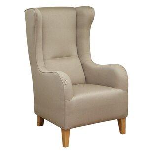 Kimmswick Wingback Chair By Rosalind Wheeler