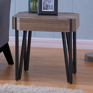Mathis End Table by Union Rustic