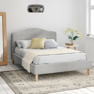 Cothren Upholstered Bed Frame By ClassicLiving